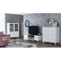 SCANDI LIVING ROOM FURNITURE SET