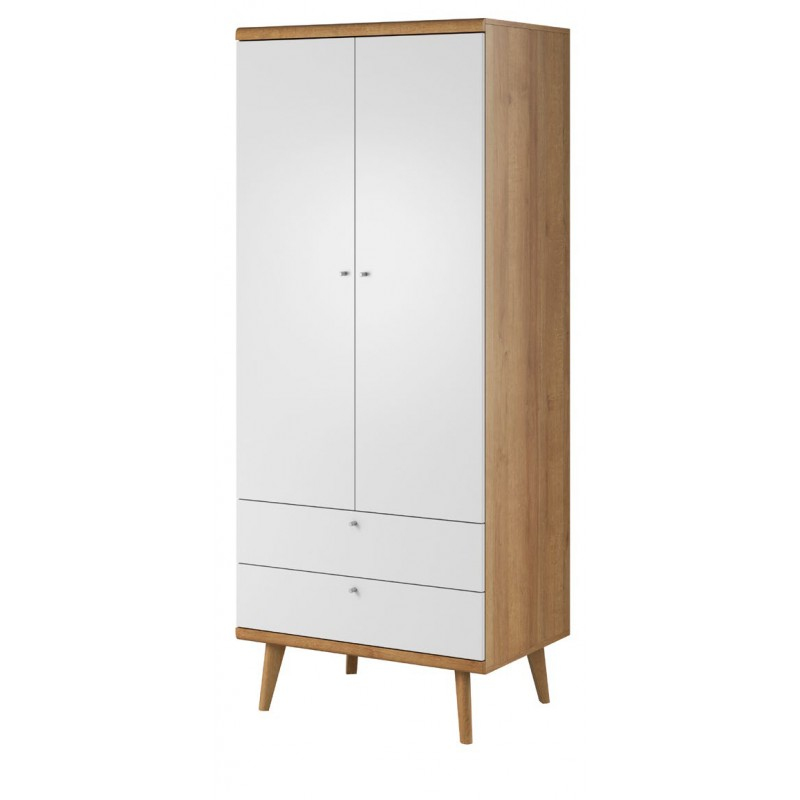 Bmf Primo 10 Furniture Modern Wardrobe 80cm Wide