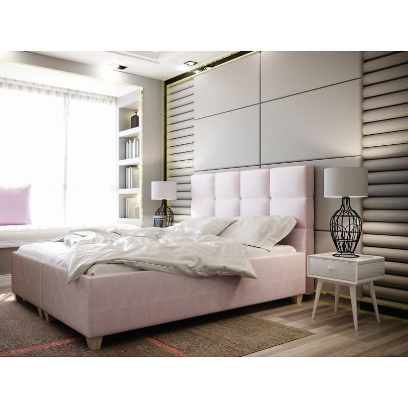 Bed 140 Cm.Bmf Italia Bed Modern Comfortable Storage Sleeping Area 140 160 180x200cm Fabric