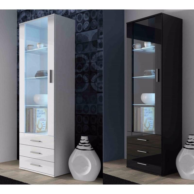 Soho S1 Doors Modern High Gloss Fronts, Modern Display Cabinet