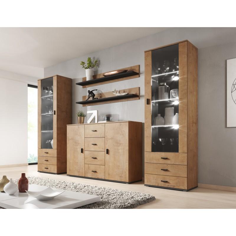 Wood Living Room Furniture Sets