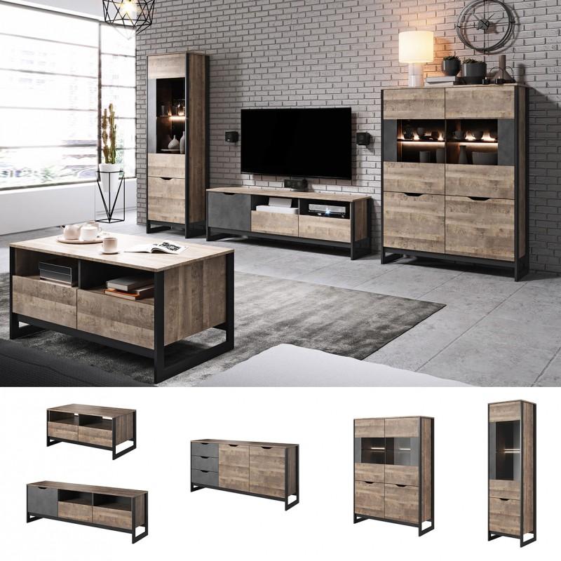 Bmf Arden Set Living Room Furniture, Oak Living Room Furniture Sets Uk