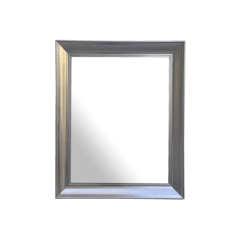 Mirror horizon 110x90 silver silver for Miroir 110 x 90