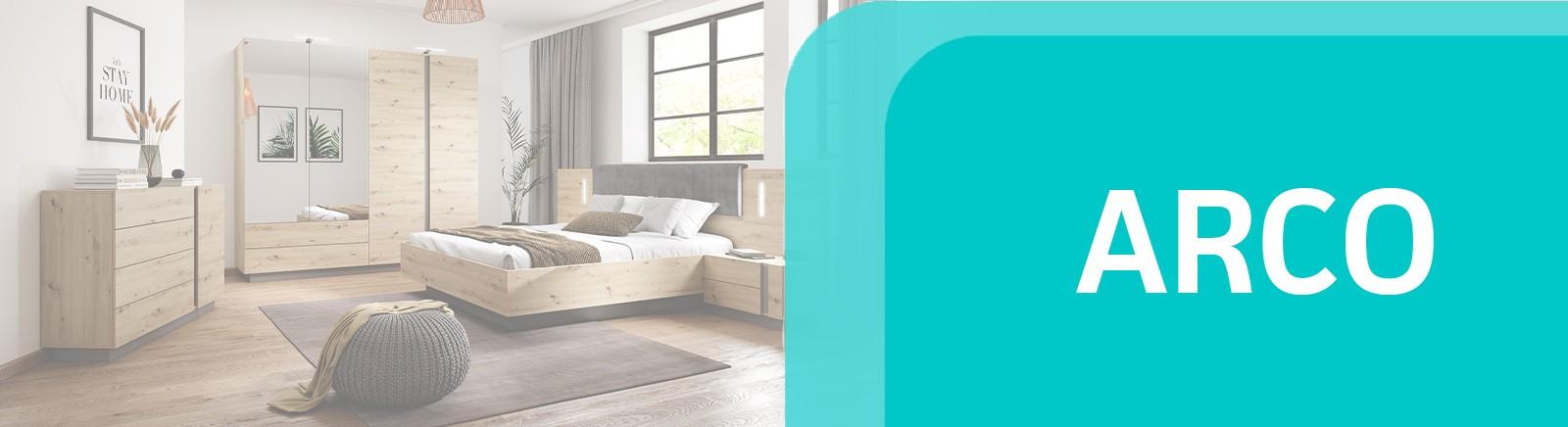 Arco bedroom set