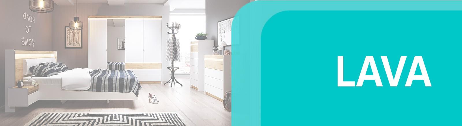 Lava bedroom set
