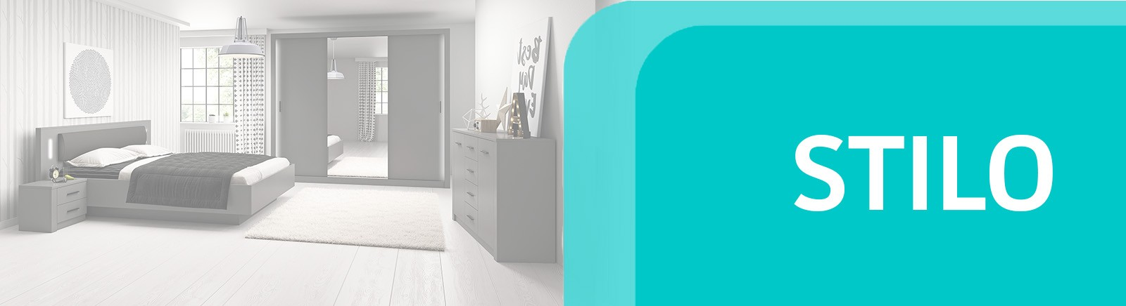 Stilo bedroom set